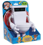 Talking Toilet Toy