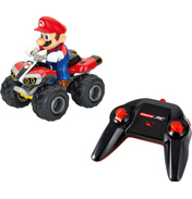 Carrera RC Mario Kart - Mario Quad Remote Control Vehicle