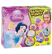 Cinderella & Snow White Shaker Maker