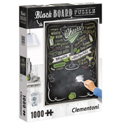 Black Board Cheers 1000 Piece Jigsaw Puzzle
