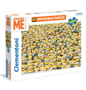 Despicable Me Impossible 1000 Piece Puzzle
