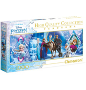 Disney Frozen High Quality Panorama 1000 Piece Jigsaw Puzzle
