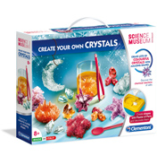 Create Your Own Crystals Educational Science Set
