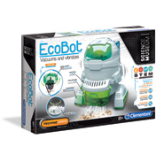 EcoBot Vacuum Robot STEM Educational Science Toy