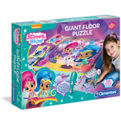 Shimmer & Shine Giant Electronic Floor Puzzle
