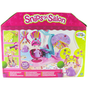 Cool Create Snips Salon Glitter Glam Salon Playset