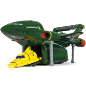 Corgi Thunderbirds Die-Cast Thunderbird 2 &…