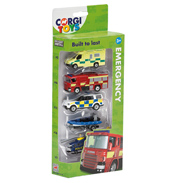 Corgi Emergency Die-Cast Vehicles 5 Pack