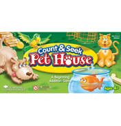 Count & Seek Pet House
