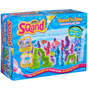 Cra-Z-Art Squand Sand 'n Sea Adventure Set