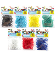 Cra-Z-Loom Basic Colour Band Pack