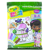 Crayola Colour Wonder Doc McStuffins