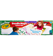 Crayola My First Doodle Magic Colour Mat (COLOUR…