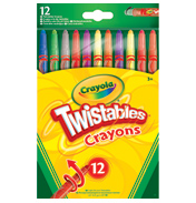 Crayola Twistables Crayons Pack of 12
