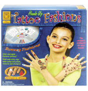Creative Hands Up Tattoo Fashions