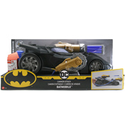 Batman Missions Cannon Attack Batmobile Toy Vehicle