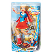 DC Super Hero Girls Supergirl Doll