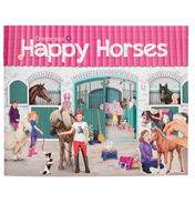 Create Your Happy Horses Book