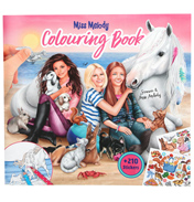 Depesche Miss Melody Colouring Book SIENNA &…