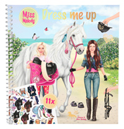 Depesche Miss Melody Dress Me Up Book