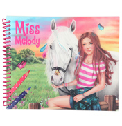 Depesche Miss Melody Dress Up Your Horse Colouring…