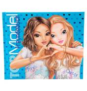Depesche TOPModel Friendship Book (BLUE)