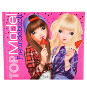 Depesche TOPModel Friendship Book (PINK)