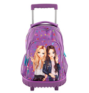 Hearts Backpack Trolley