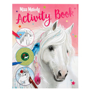 Depesche Miss Melody Activity Book