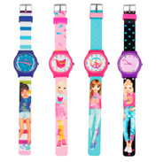 TOPMODEL Silicon Watch Assorted