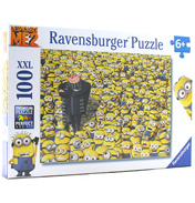 Despicable Me 2 100 Piece XXL Puzzle