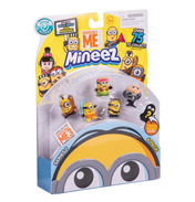 Despicable Me 3 Mineez Deluxe Collector Pack…