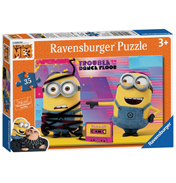 Despicable Me 3 Trouble on the Dance Floor Minion Jigsaw Puzzle (35 Piece)