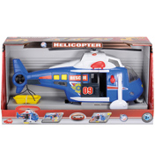 Dickie Toys Lights & Sounds Helicopter