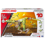 Meccano Dinosaurs 10 Model Set