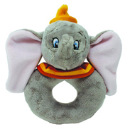 Baby Dumbo Ring Rattle