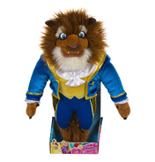 "Beauty & the Beast 10"" Plush"