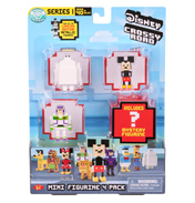 Crossy Road Mini Figurine 4 Pack (Series 1)