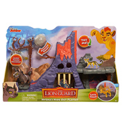 The Lion Guard Hyena Hideout Playset