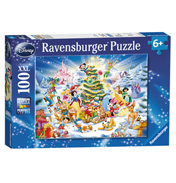 Ravensburger Disney Christmas Eve Jigsaw Puzzle…