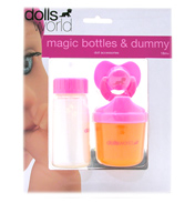 Magic Bottles & Dummy