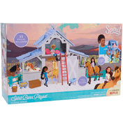 Dreamworks Spirit Riding Free Spirit Barn Playset