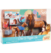 Dreamworks Spirit Riding Free Feed & Nuzzle Set