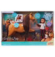 Spirit & Lucky Deluxe Feeding Set