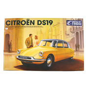 Ebbro Citroen DS19 Model Set (Scale 1:24)