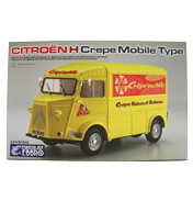 Ebbro Citroen H Crepe Mobile Type Model Set (Scale…