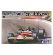 Ebbro Team Lotus Type 49B 1969  Model Set (Scale…