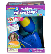 Geosafari Jr Talking Microscope