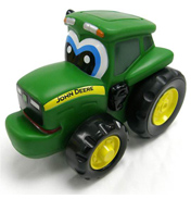 John Deere Push 'n Roll Johnny Tractor