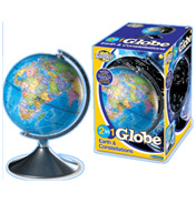 Eureka 2 in 1 Earth & Constellation Globe